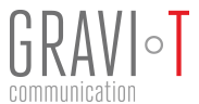 Logo Gravi-T Communication